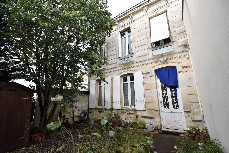 Vente Maison Bourgeoise Bordeaux Boulevard Avec Jardin